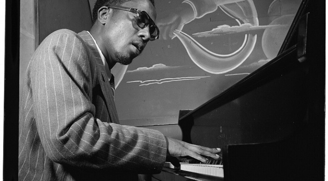 One of my favorite Thelonious Monk tunes.